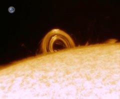 ARC sur Soleil -Septembre 2017 par DBrousseau.jpg